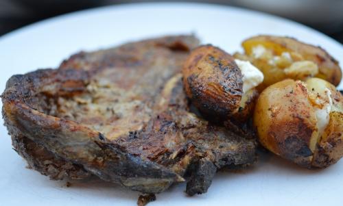 Côtes tex-mex, côtes de porc, épices tex-mex