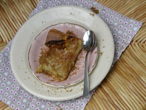Rhubarbe en pâte à crêpe, la cocotte, la voix du nord