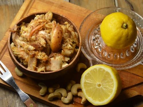 Poulet cajou-cannelle, poulet, noix de cajou, cannelle