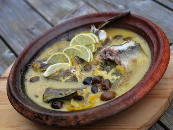 congre citron-olives,la cocotte,la voix du nord