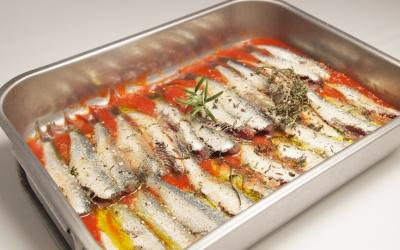 sardines à la tomate, sardines, lacocotte.nordblogs.com