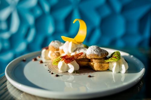 paris-brest du chef mickael braure,restaurant l'infini à anzin saint-aubin,mickael braure,l'infini,anzin saint-aubin,le chef et la cocotte,la voix du nord