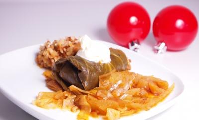 sarmale, feuilles de chou farcies, roumanie, cuisine roumaine