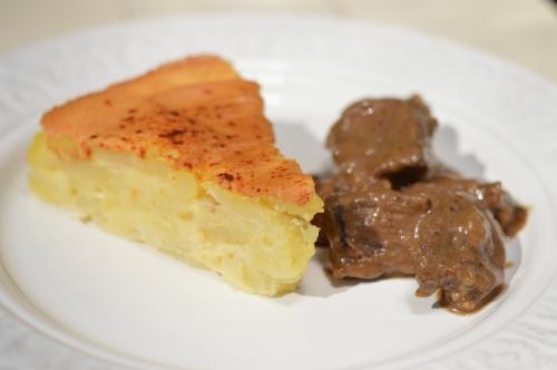 Potato-cheesecake, fromage blanc, ferme du Tout-Vent, Beaufort, Jean-Baptiste Gorisse, Femina, la Cocotte, la Voix du Nord