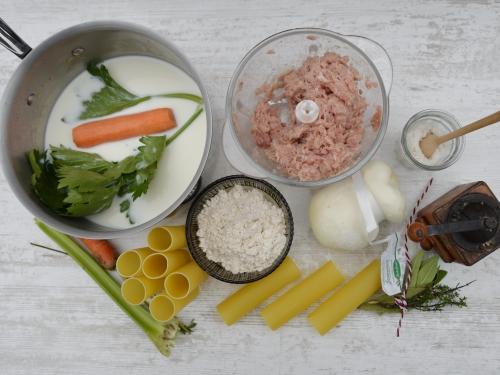 Cannellonis en sauce blanche, cannellonis, la cocotte, la voix du nord