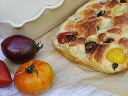 Clafoutis de tomates polychromes, la cocotte, la voix du nord
