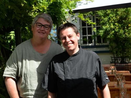 Filets de vives et huile vierge de Céline Brulez, cheffe du restaurant La petite auberge à Cucq, la petite auberge à Cucq, Céline Brulez, le chef et la cocotte, la voix du nord