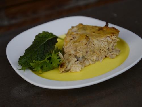 Tortilla aux restes, poulet, oeufs, la Cocotte, la Voix du Nord