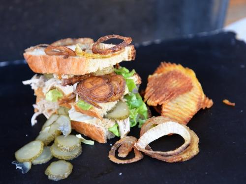 Big Joey sandwich, la cocotte, la voix du nord