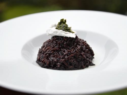 risotto coco-thaï,la cocotte,la voix du nord
