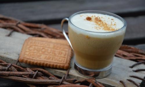 Café au lait, chicorée liquide, lait concentré sucré, la Cocotte