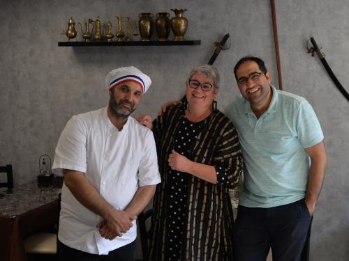 boureks,le méchoui syrien,amer jarrah,oubayda badjiknki,le chef et la cocotte,la cocotte,la voix du nord,les boureks d'amer jarrah du restaurant le méchoui syrien à lill