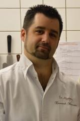 Emmanuel Hernandez, Le Musigny, Valenciennes, Le Chef et la Cocotte, papillotes de volaille aux truffes, waterzoi de légumes et rattes du Touquet