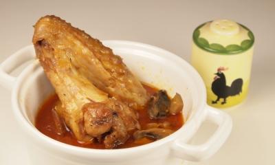 poulet aux champignons, secrets de cuisine