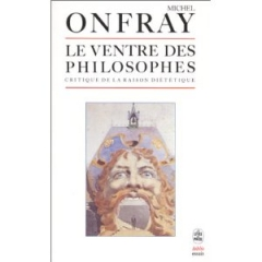frittata, frittata de courgettes, frittata de courgettes au gorgonzola, gorgonzola, Michel Onfray, le ventre des philosophes