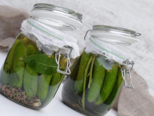 Pickles de petits concombres, la Cocotte, la voix du nord