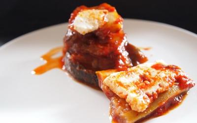 lasagnes estivales, lasagnes, aubergines, courgettes, tomates, lacocotte.nordblogs.com