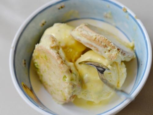 Gâteau-biscuits au citron vert, la cocotte, la voix du nord