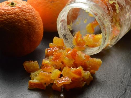 Oranges confites maison, oranges, oranges à jus