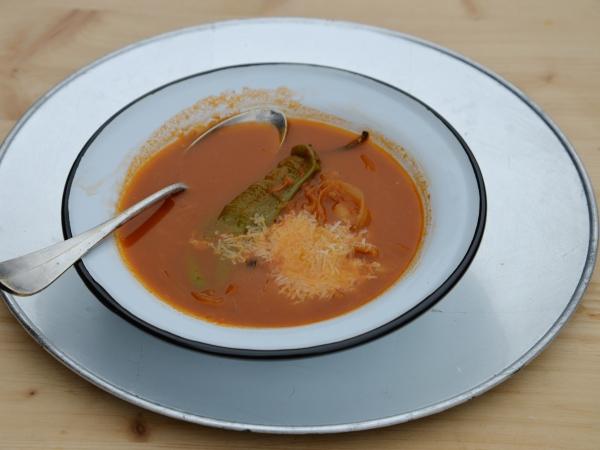 Soupe au chou façon goulash, la cocotte, la voix du nord