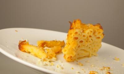 cheesy macaroni, macaroni au fromage