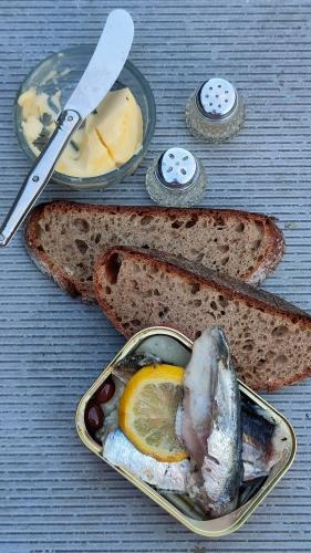 Sardines à l'huile thym-citron, la cocotte, France bleu nord, la vie en bleu