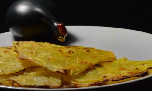 Patate finette, pommes de terre