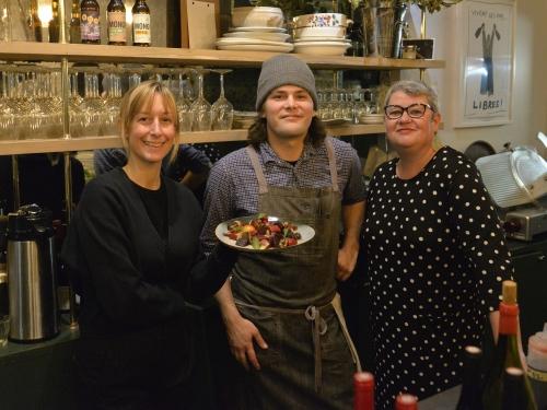 Gnocchis, betteraves et œufs confits de Mike Massaro, chef du restaurant « le Présentoir » à Lille, Mike Massaro, le Présentoir, le chef et la cocotte, la cocotte, la voix du nord