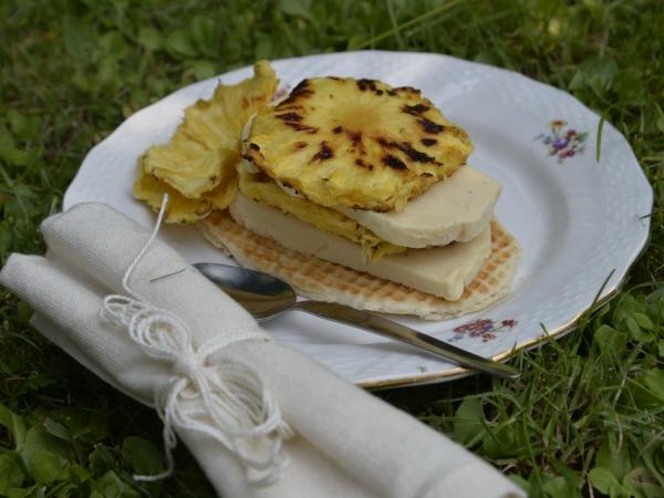 Crème glacée banananas, banane, ananas, la Cocotte, la voix du nord