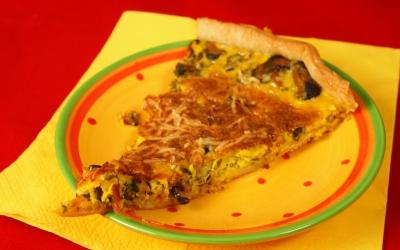 moulatarte, tarte aux moules, safran, lacocotte.nordblogs.com