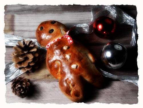 Bonshommes de Noël, Noël