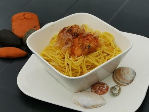 Saint-Jacques katsuobushi et pâtes au bouillon de soja, la cocotte, la voix du nord