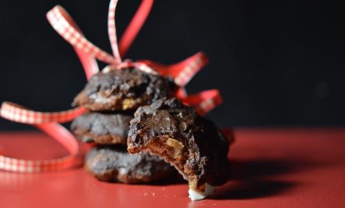 Biscuits de Noël aux épices, épices, clous de girofle, cannelle, fruits confits, Noël, biscuits