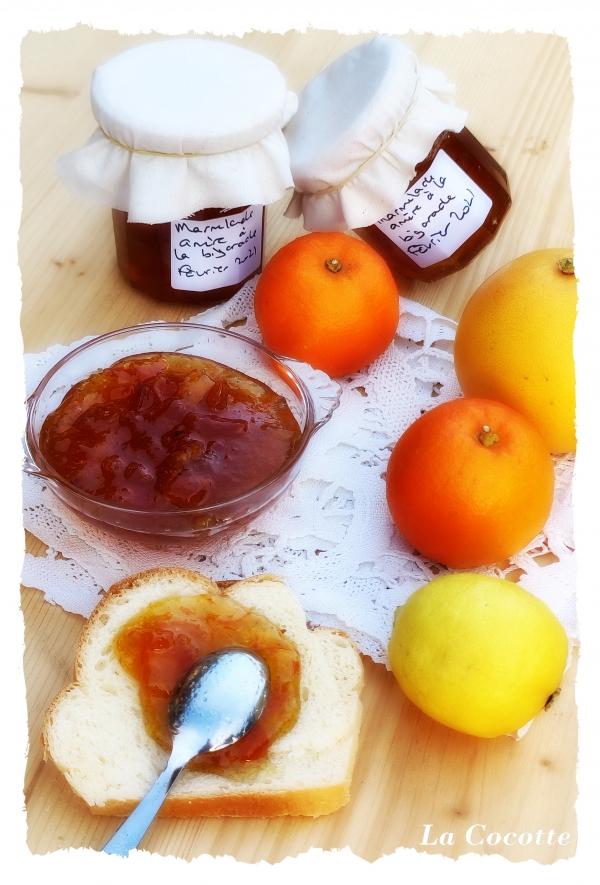 marmelade amère à la bigarade,la cocotte,france bleu nord,la vie en bleu