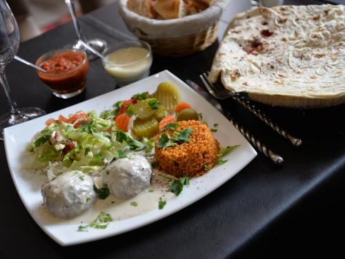 kirmacha d'awat hawramy du restaurant yol à lille,la cocotte,la voix du nord,le chef et la cocotte,le yol,awat hawramy