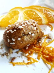 macarons au miel La Cocotte.JPG