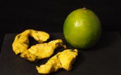 poulet,citron vert,  poulet au citron vert
