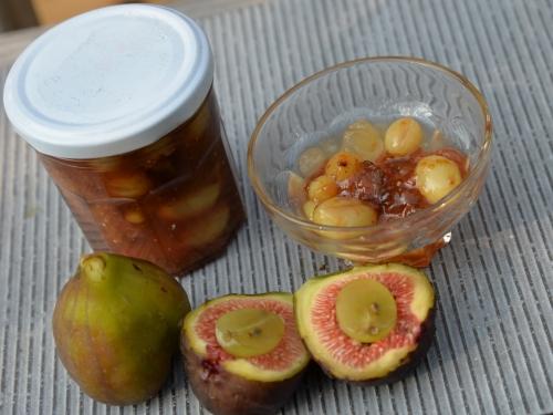 Compote mi-figues mi-raisins, la cocotte, la voix du nord
