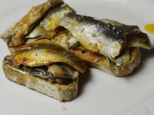 Sardines Lisboa, sardines, la Cocotte, la Voix du Nord