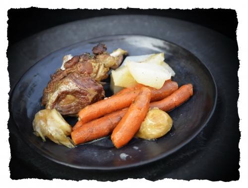 Navarin d'agneau à l'orange et ail fumé d'Arleux, la Cocotte, la voix du nord, ma boulangerie bio, 125 rue Becquart Lambersart
