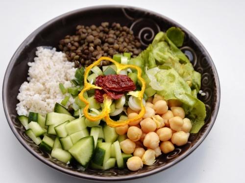 Bol tchitcha et multi-légumes, tchitcha, légumes, la Cocotte, la voix du nord