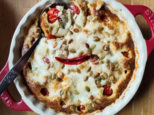 Clafoutis aux tomates-cerises, la Cocotte, la voix du nord