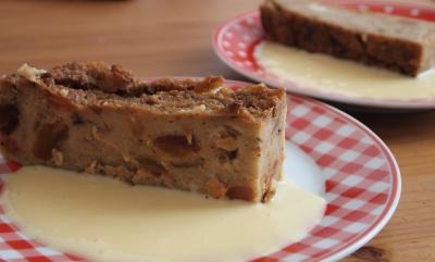 Mummy pudding, pudding