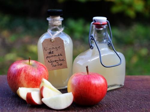 Vinaigre de pomme, la cocotte, la voix du nord