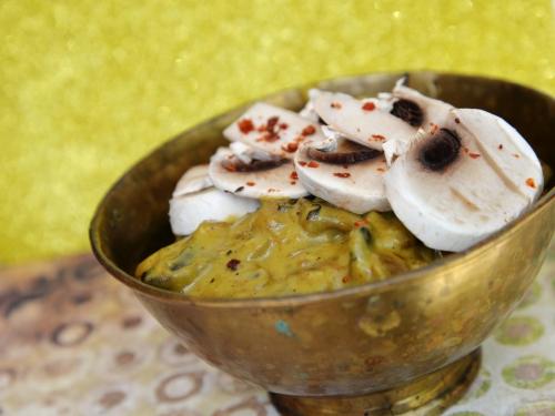 Curry de champignons, la cocotte, la voix du nord