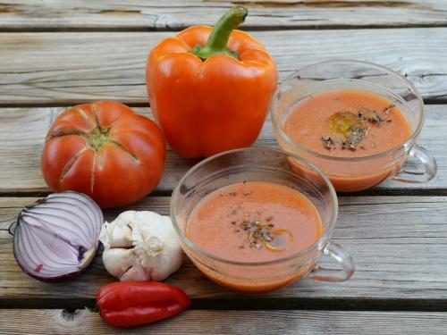 Tomate frappée aux épices, la cocotte, la voix du nord