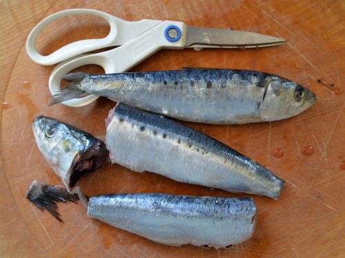 Sardines au beurre, la cocotte, la voix du nord