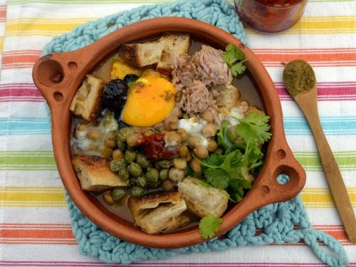Lablabi de Tunisie, pois chiches, pain rassis, la Cocotte, la Voix du nord