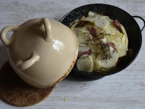 Patacons au jambon, patacons, jambon, la Cocotte, la Voix du Nord