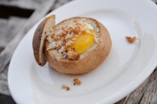 Petits pains œufs-Cocotte au maroilles, la cocotte, la voix du nord